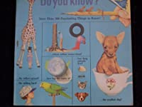 Do You Know? Pictback 0394840704 Book Cover
