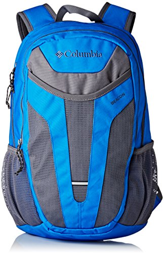 Columbia Beacon, Mochila Ligera 24 l, Azul (Super Blue, Graphite), Talla Única