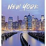 New York Easel Desk Calendar 2021