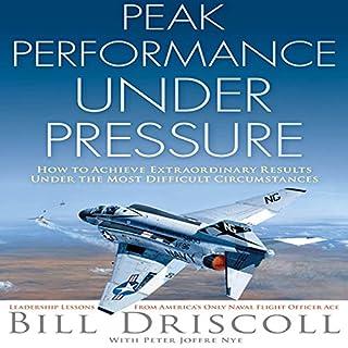 Peak Business Performance Under Pressure cover art
