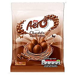 Aero Milk Chocolate Mini Eggs, 70g
