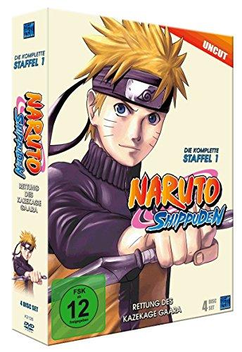 Naruto Episoden Guide
