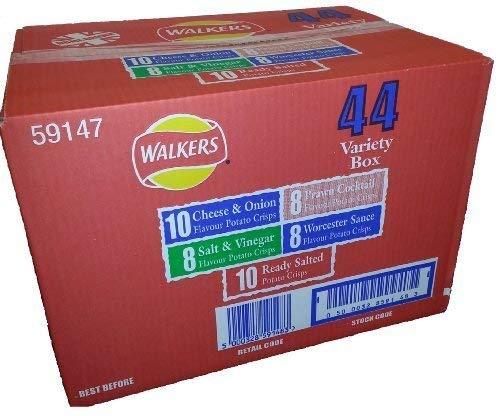 Walkers Crisps Variety Box 25g (...