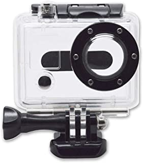Housing Case Transparent fits GoPro HD Hero 2 1 Waterproof Case, Diving Protective Rotective Housing Shell 30M Accessories...