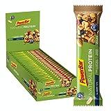 PowerBar Natural Protein Blueberry Nuts 24x40g - Barre Protéinée Végétalienne + Ingrédients naturels