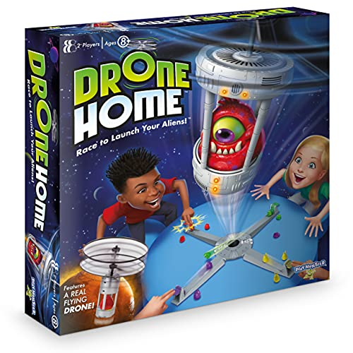 Interplay UK GP009 Home, Kids Game with a Real Flying Drone, Various