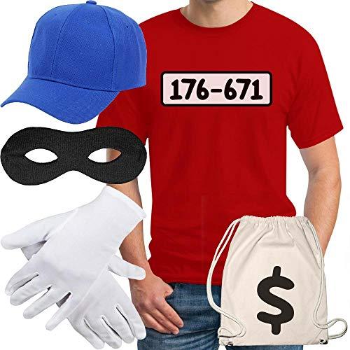 - Banditen Kostümen