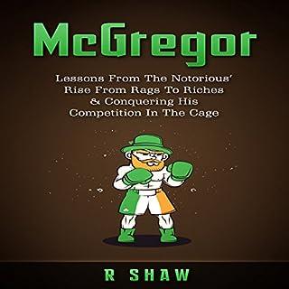 McGregor audiobook cover art