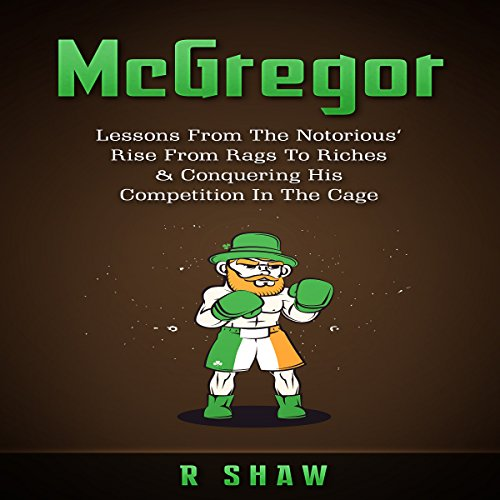 McGregor audiobook cover art