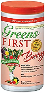 Best greens on the go blend berry Reviews