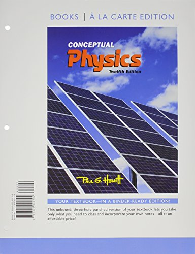 Conceptual Physics, Books a la Carte Plus Mastering Physics with eText -- Access Card Package
