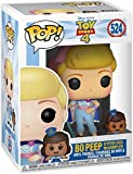 Funko Pop! Disney: Toy Story 4 - Bo Peep with Officer McDimples Standard...