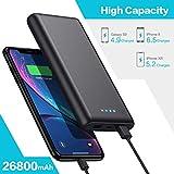 Zoom IMG-2 power bank 26800mah caricabatterie portatile