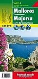WKE 4 Mallorca - Tramuntana, Wanderkarte 1:50.000 (freytag & berndt Wander-Rad-Freizeitkarten)