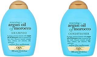 OGX - Champú & Acondicionador Aceite de Argán Marroquí 385 ml