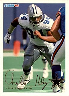 1994 Fleer Football Card #110 Charles Haley