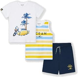 Mayoral Conjunto Punto 2 Camisetas niño Modelo 3639