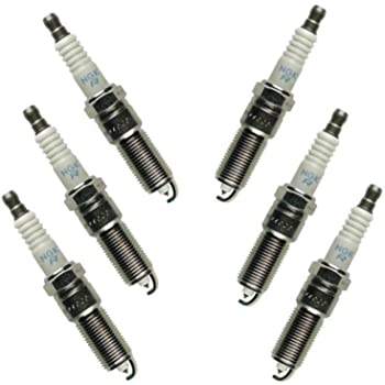 6 pc 6 x NGK Laser Iridium Plug Spark Plugs 94290 ILZKR8A
