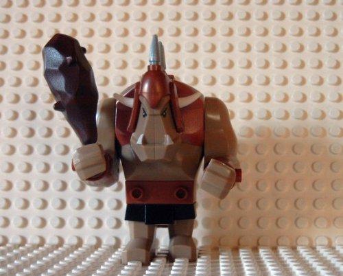 LEGO - Figura de Troll Gigante con porra (del Juego 7036)