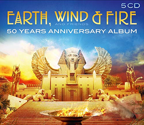 Earth, Wind & Fire And Friends - 50 Years Anniversary Album