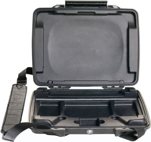 Peli I1075 Elite Case voor iPad en Apple draadloos toetsenbord - Zwart