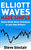 Elliott Waves Made Simple: Master Elliott Waves Techniques In Less Than 48 Hours (English Edition)