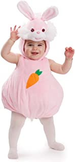 Pink Bunny Rabbit Costume Halloween Infant Animal Outfit for Baby