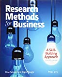 Research Methods For Business: A Skill Building Approach - Uma Sekaran