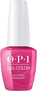 OPI Nail Gel - California Raspberry - 15mL / 0.5 oz