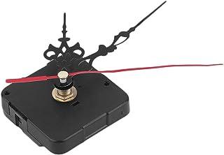 プロフェッショナルで実用的なクォーツ式壁時計の動きのメカニズムDIY修理ツールパーツキットブルー手 - ブラック&ブルー