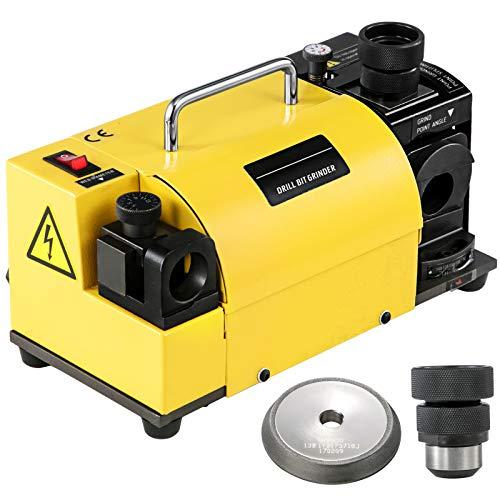VEVOR Bohrerschleifmaschine Schärfmaschine Schleifer MR-13B Sharpen Maschine ф3-ф13(15) mm