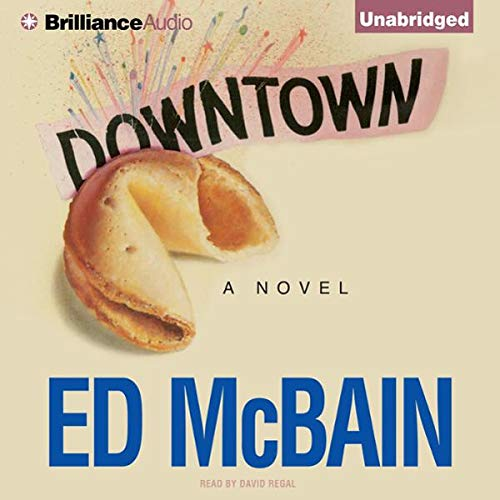 Downtown audiobook cover art