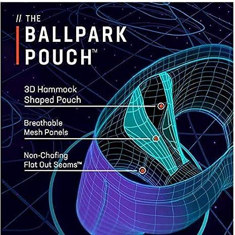 Undercover Boxer Briefs with Built-in Ballpark Pouch Support Core Saxx Mens Underwear