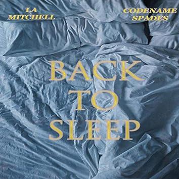Back to Sleep (feat. CodenameSpades)