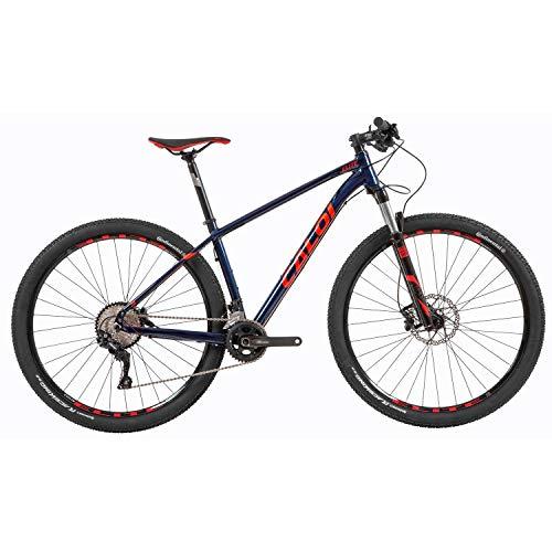 Bicicleta Mtb Caloi Elite Aro 29 2019 - Tamanho Mediano
