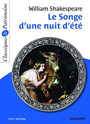 Le Songe d'une nuit d'été - Classiques et Patrimoine (2013)