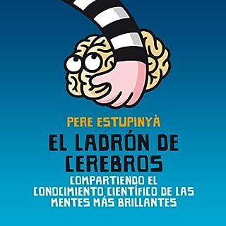 El ladrón de cerebros [The Brain Thief] audiobook cover art