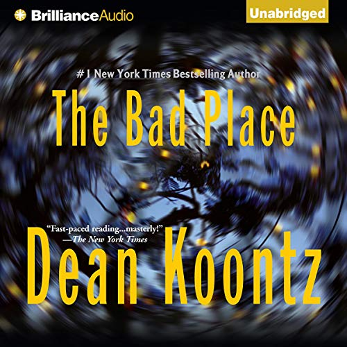 The Bad Place audiobook cover art