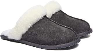 UGG Slippers Australia Premium Sheepskin Unisex Rosa Scuff #15636