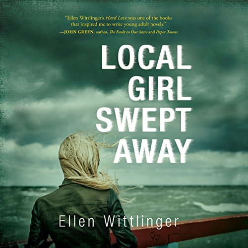 Local Girl Swept Away audiobook cover art