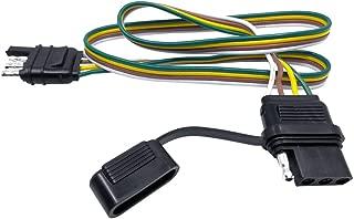 CARROFIX Trailer 4 Wire Plug 32