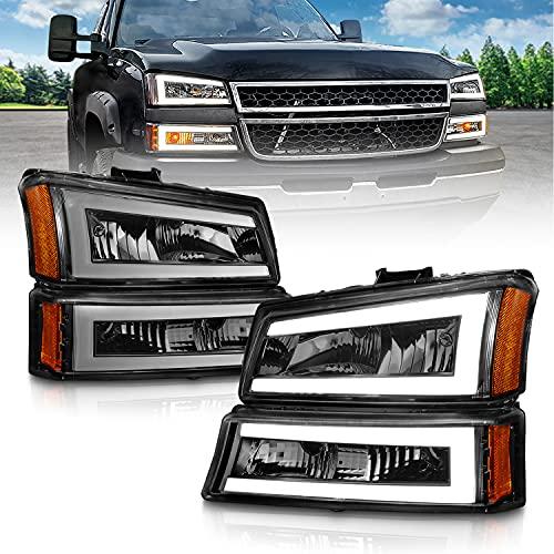 03 avalanche led headlights - 9