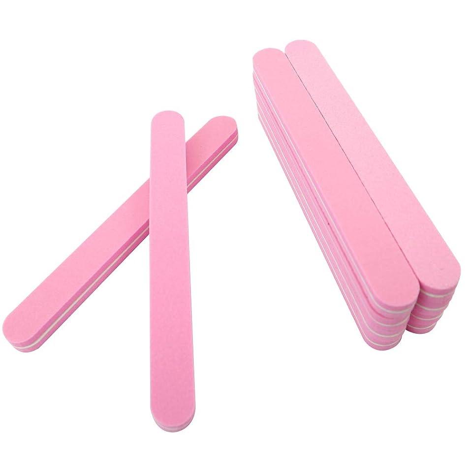 トランザクション口頭マウンドSIEG つめピカ 爪やすり 爪先美人をめざす2ステップ磨きのネイルシャイナー 10本セット