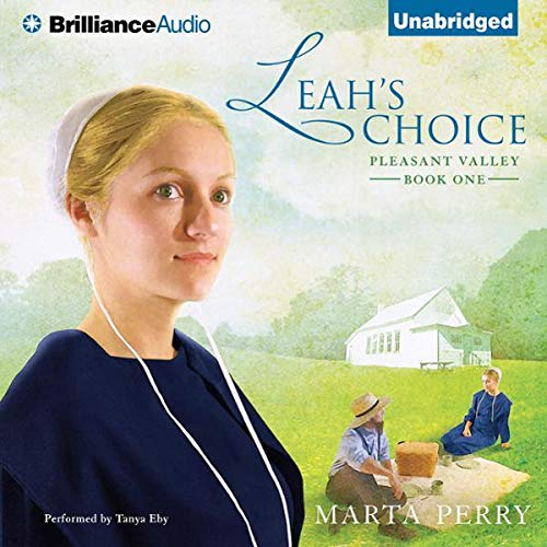 Leah's Choice audiobook cover art