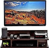 Yannik Retail TV Entertainment Unit Set Top Box Stand   Gaming Console Stand   Remote Stand