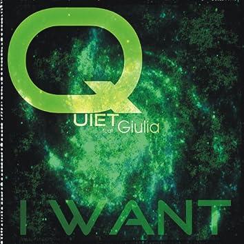 I Want (feat. Giulia)