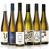 GEILE WEINE Weinpaket Weißwein Probierpaket mit Weisswein von Winzern aus Deutschland und Italien