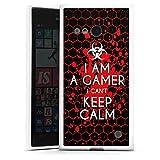 DeinDesign Silikon Hülle kompatibel mit Nokia Lumia 735