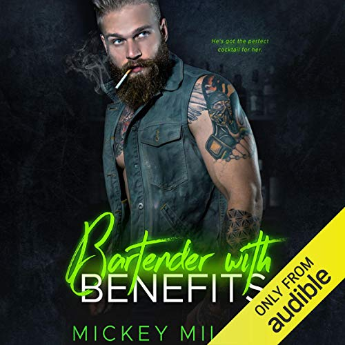 Bartender with Benefits cover art