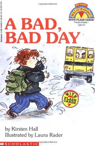 A Bad, Bad Day (My First Hello Reader)の詳細を見る